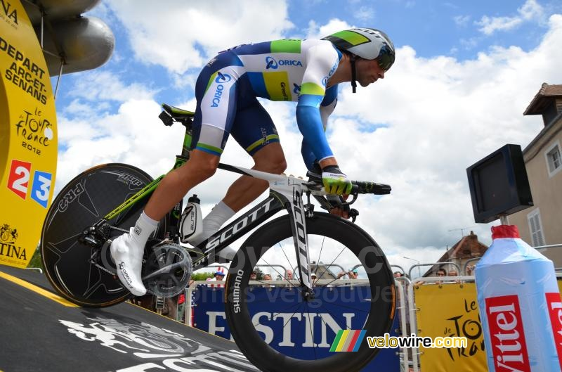Michael Albasini (Orica-GreenEDGE) (2)