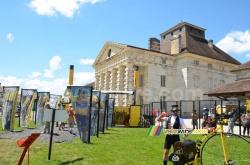 Le Tour à la Saline Royale d'Arc-et-Senans