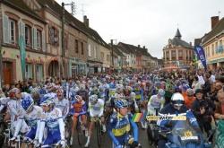 Le départ de Paris-Tours 2012