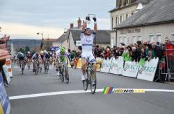 Marcel Kittel prend la victoire à Cérilly