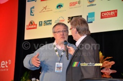 Alain Clouet, organisateur du Tour Poitou-Charentes