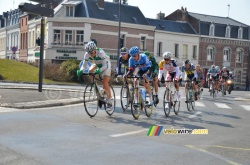 The breakaway in Saint-Quentin