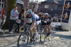 Sep Vanmarcke & Fabian Cancellara
