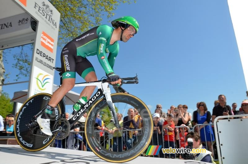 Anthony Charteau (Europcar)