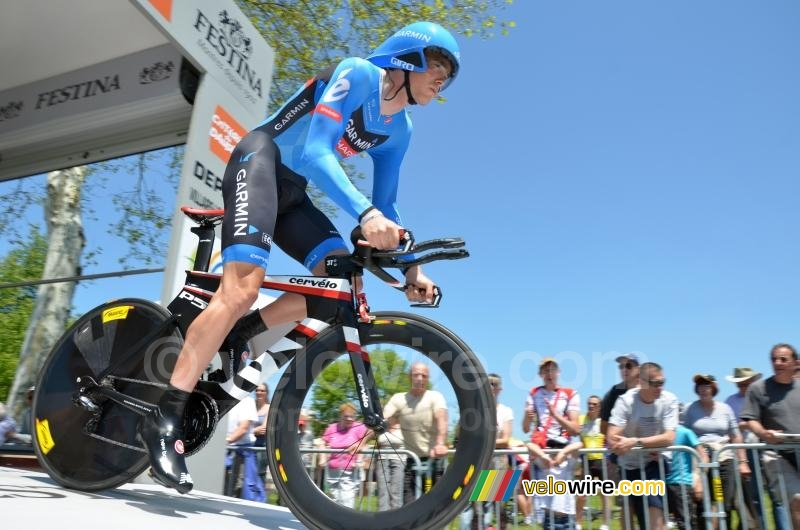 Rohan Dennis (Garmin-Sharp)