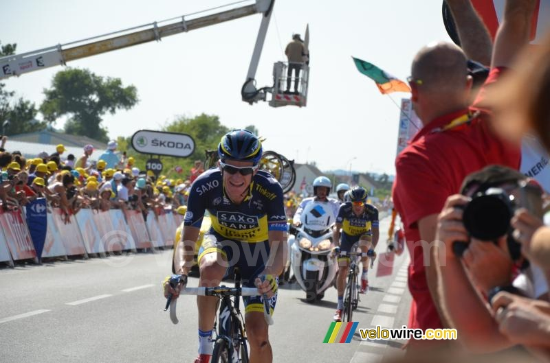 Michael Rogers (Saxo-Tinkoff)