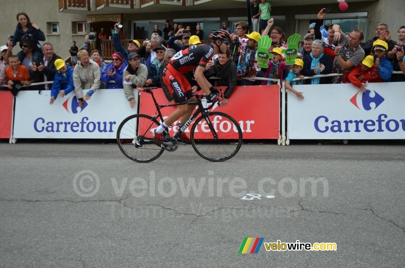 Tejay van Garderen (BMC Racing Team), 2ème (3)