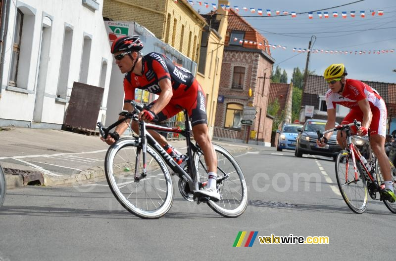 Greg van Avermaet (BMC Racing Team) in Chocques