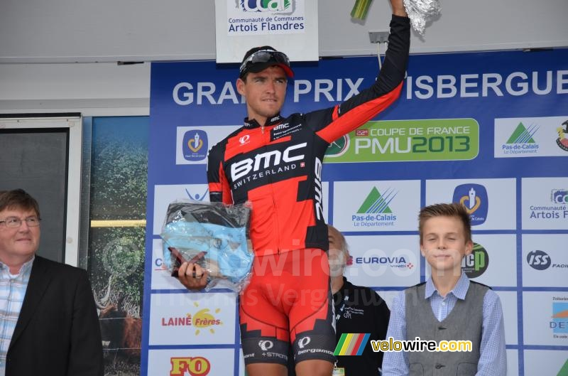 Greg van Avermaet (BMC Racing Team), strijdlustigste renner