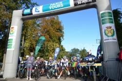 Le départ de Paris-Tours 2013