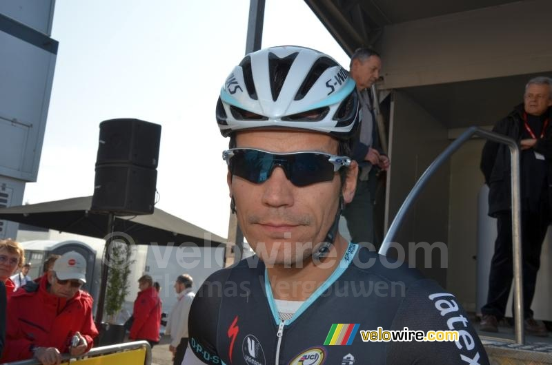 Gert Steegmans (Omega Pharma-QuickStep)