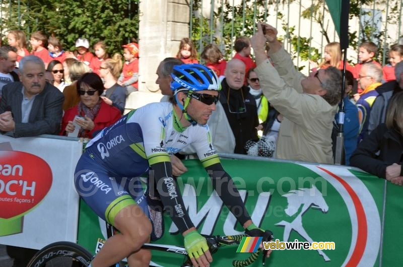 Michael Albasini (Orica-GreenEDGE)