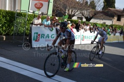 Carlos Betancur wins the 6th stage of Paris-Nice 2014 in Fayence