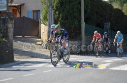 The breakaway with 6 riders