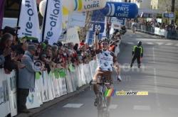 Alexis Gougeard, le vainqueur