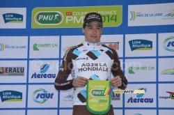 Alexis Gougeard, nouveau leader de la Coupe de France PMU