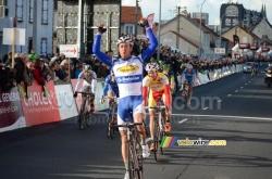 Tom van Asbroeck remporte Cholet Pays de Loire 2014