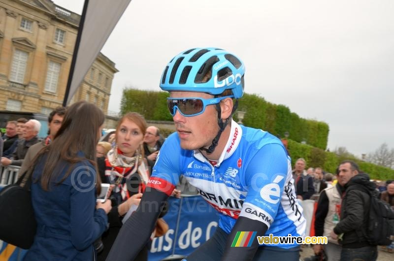 Dylan van Baarle (Garmin-Sharp)