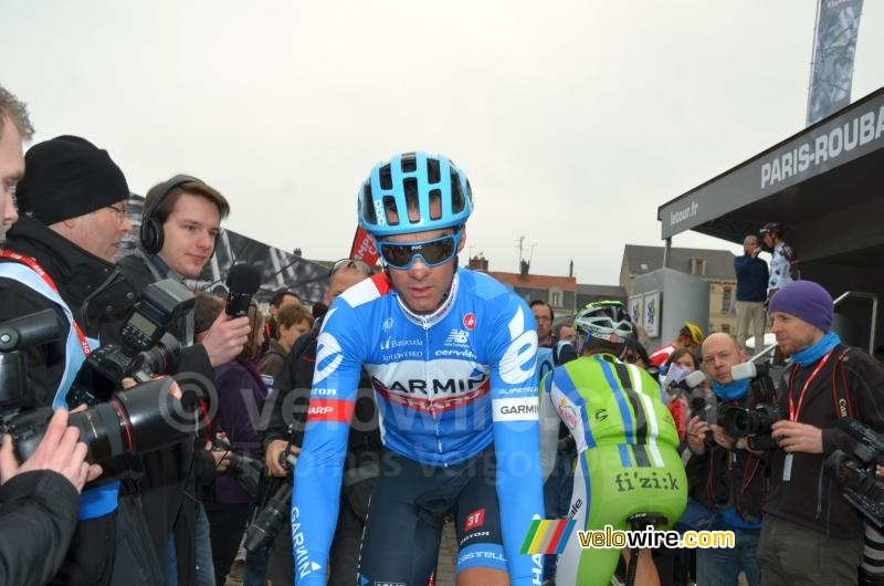 David Millar (Garmin-Sharp)