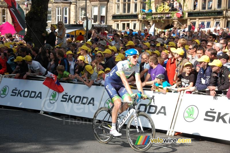 Luke Durbridge (Orica-GreenEDGE)