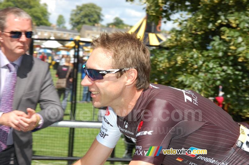 Jens Voigt (Trek Factory Racing)