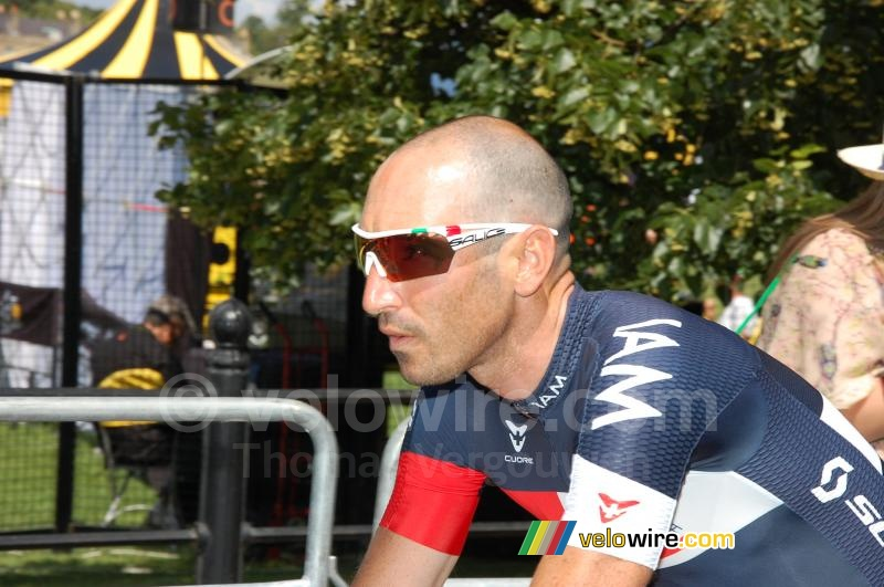 Jerome Pineau (IAM Cycling)