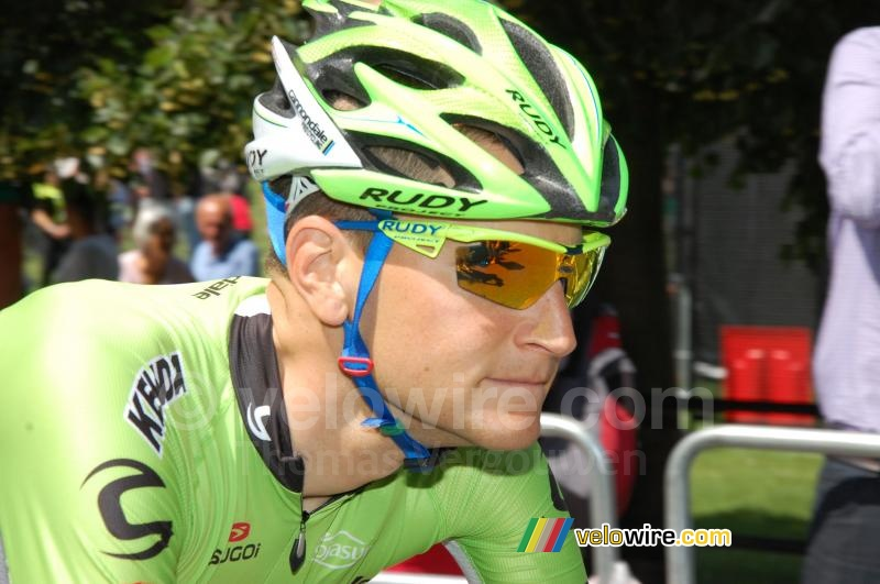 Ted King (Cannondale)