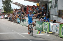 Jan Ghyselinck (Wanty-Groupe Gobert) remporte La Polynormande