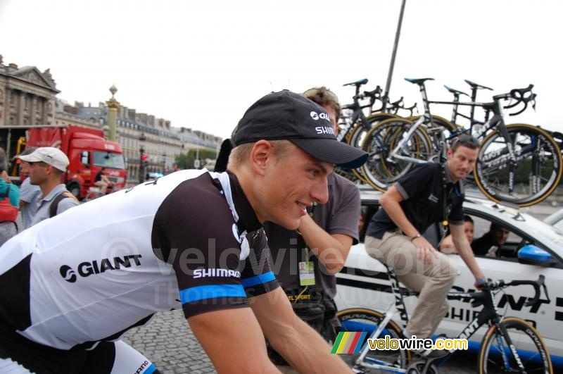 Marcel Kittel (Giant-Shimano) after his victory