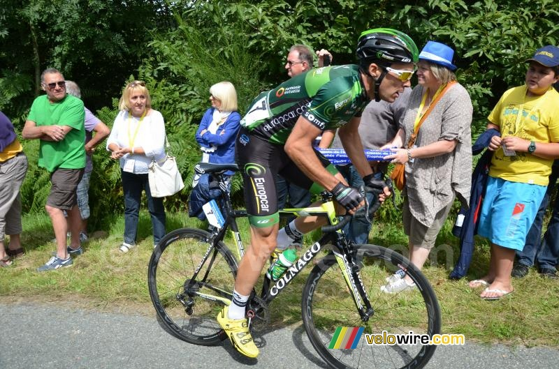 Christophe Kern (Team Europcar)