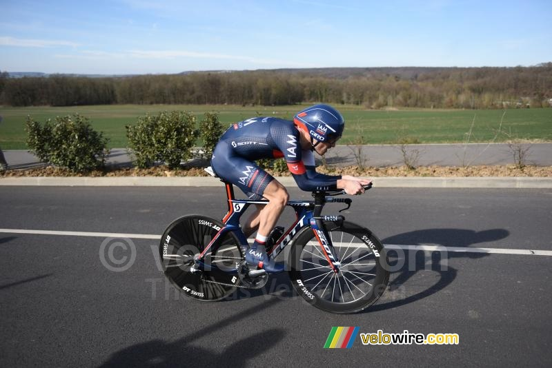 Dries Devenijns (IAM Cycling)