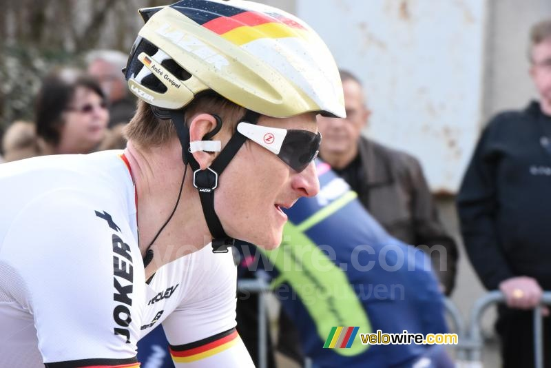 André Greipel (Lotto-Soudal) na zijn overwinning (2)
