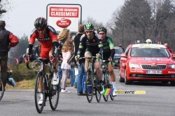 Philippe Gilbert, new King of the Mountains