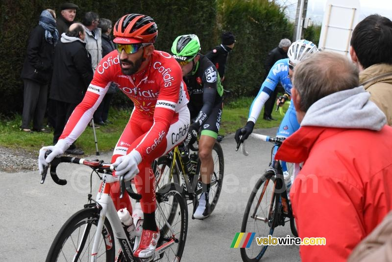 Geoffrey Soupe (Cofidis) celebrated his birthday
