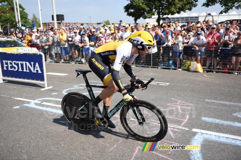 Tom Leezer (LottoNL-Jumbo)