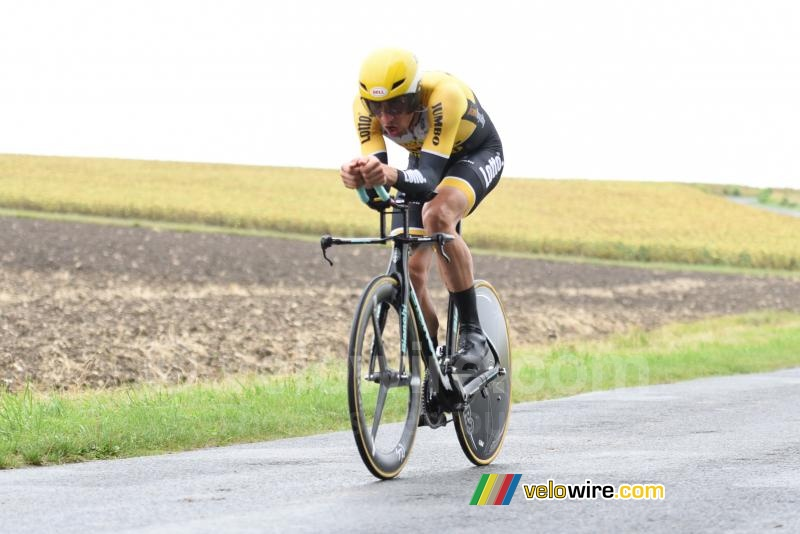 Robert Wagner (Team LottoNL-Jumbo)