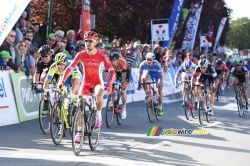 Nacer Bouhanni wins the Grand Prix d'Isbergues 2015