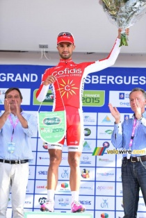 Nacer Bouhanni, new leader of the Coupe de France PMU