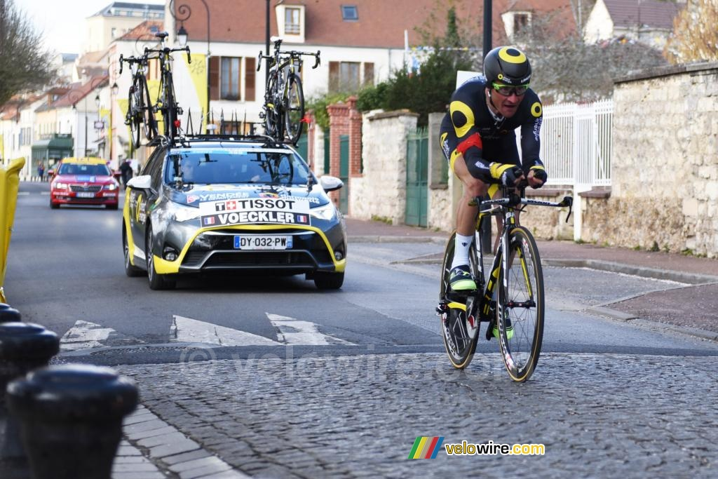 Thomas Voeckler (Direct Energie)