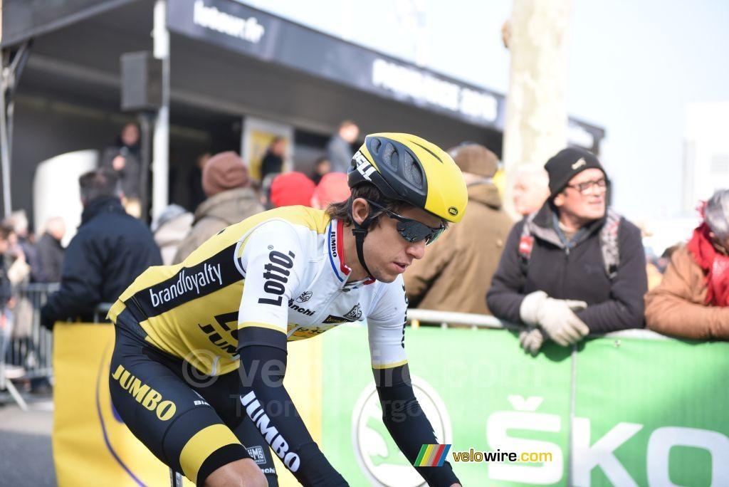 George Bennett (Team Lotto NL-Jumbo)