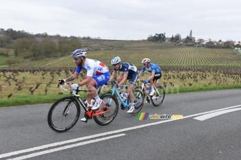 Marc Fournier, Benoît Cosnefroy & Kévin Le Cunff