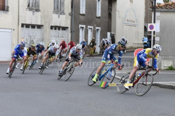 The big breakaway