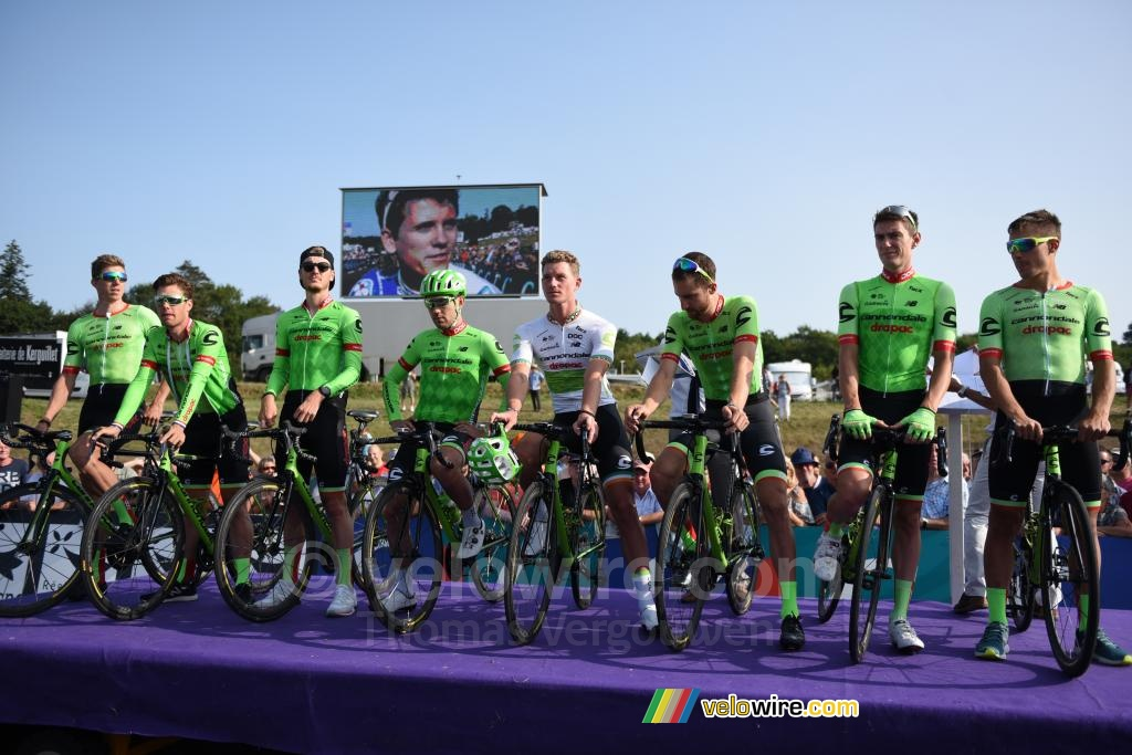 Team Cannondale-Drapac