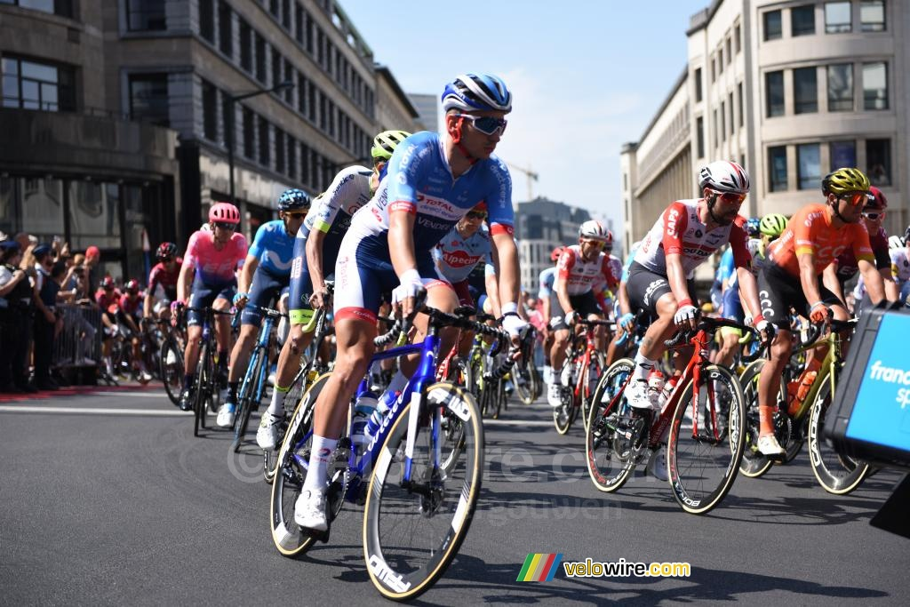 The start of the first stage of the Tour de France 2019 in Brussels (2)