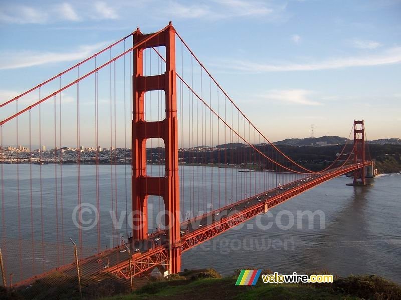 De Golden Gate Bridge