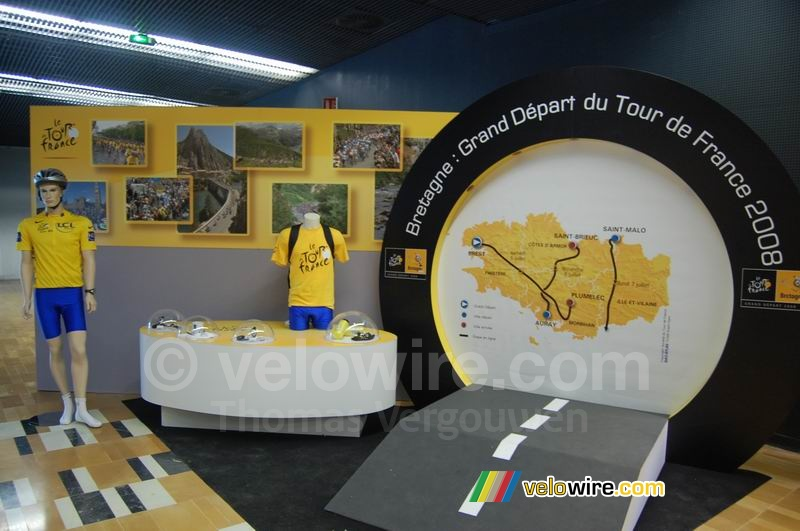 Tour de France 2008 : Grand D�part in Bretagne