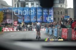 Arnaud Coyot à Cholet