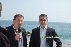 Laurent Jalabert & Thierry Adam