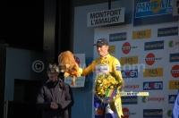 Lars Boom, maillot jaune