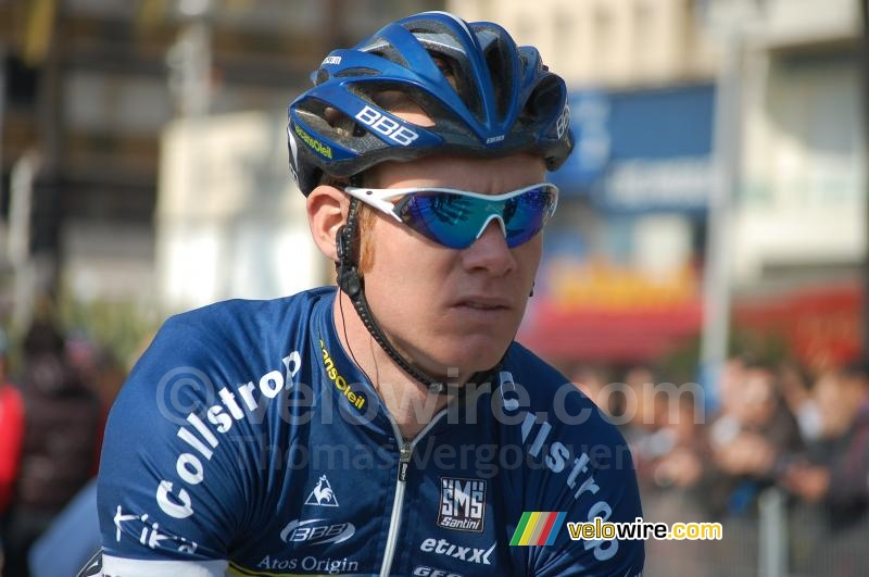 Jens Mouris (Vacansoleil Pro Cycling Team)